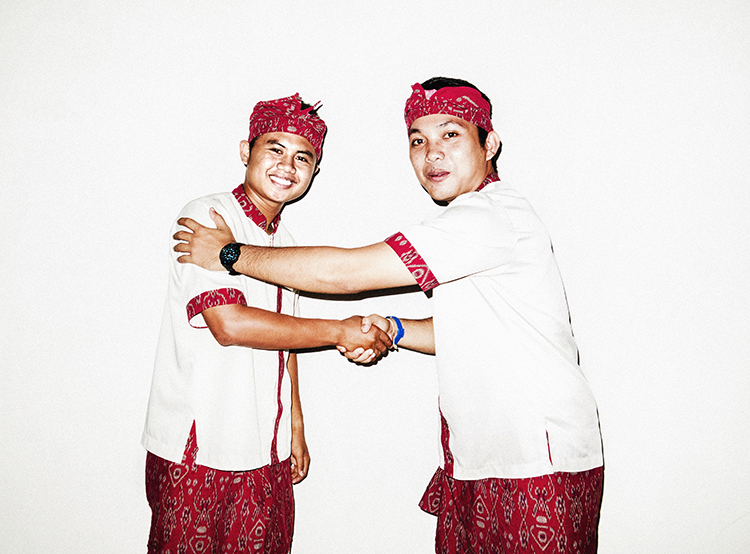 4 Singapore Bali gili Serie 1