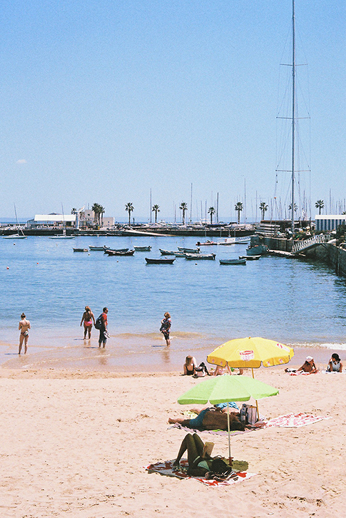 Lissabon Cascais vibes 12