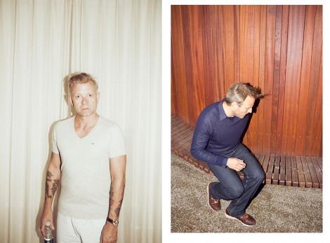 Casper Christensen & Rasmus Botoft