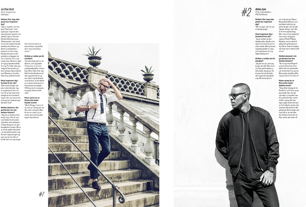 Best Dressed October 2013 – Euroman