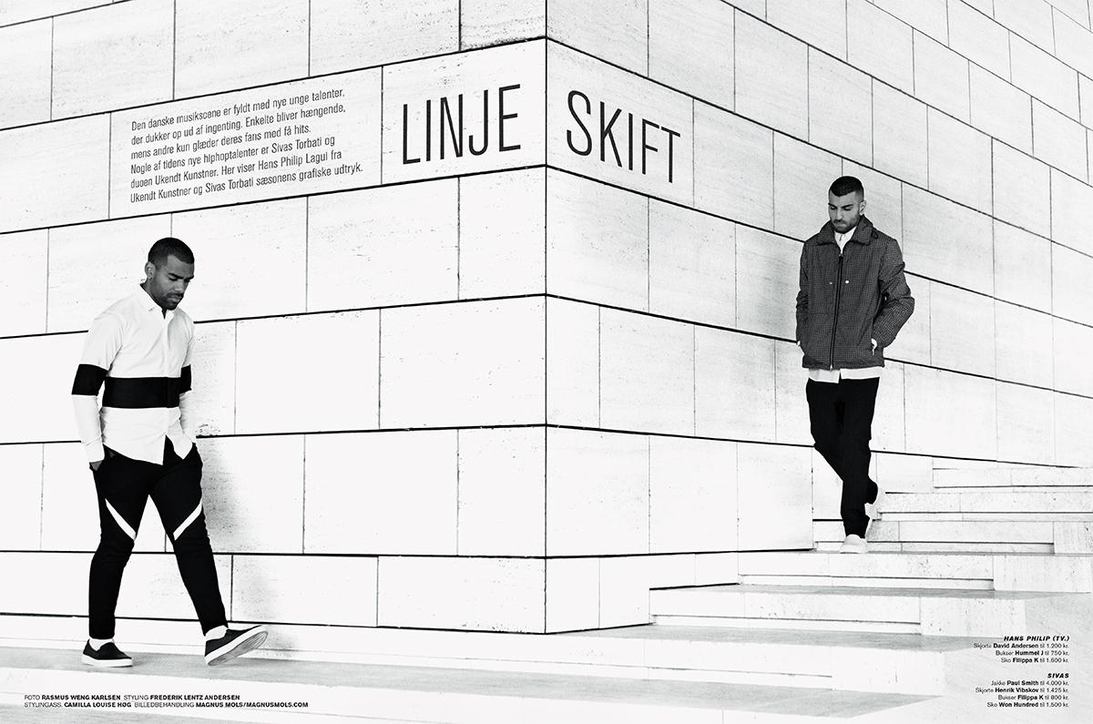 Sivas og Ukendt Kunstner December 2013 – Euroman
