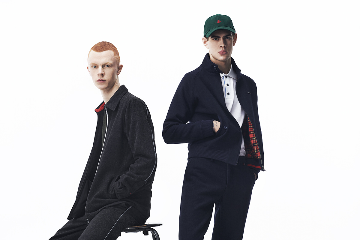 Le Fix AW15 Look Book