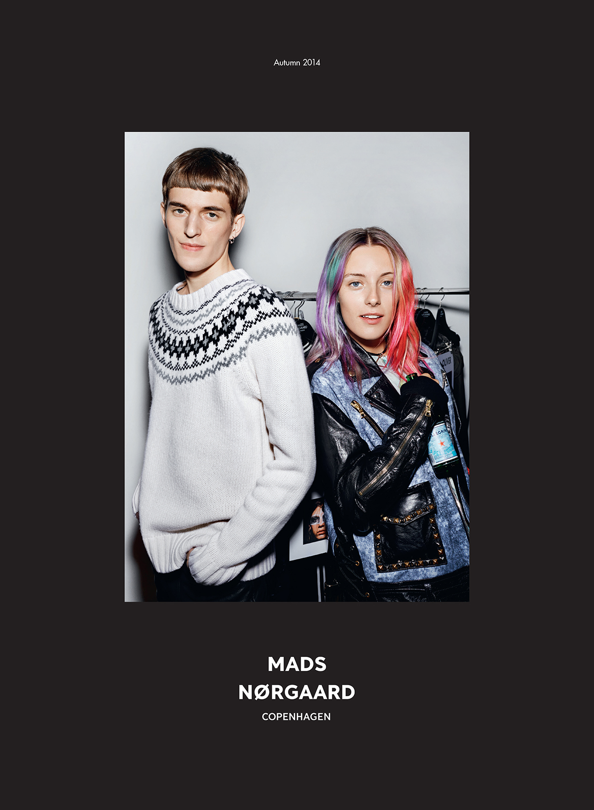 Mads Nørgaard AW14 Image Book
