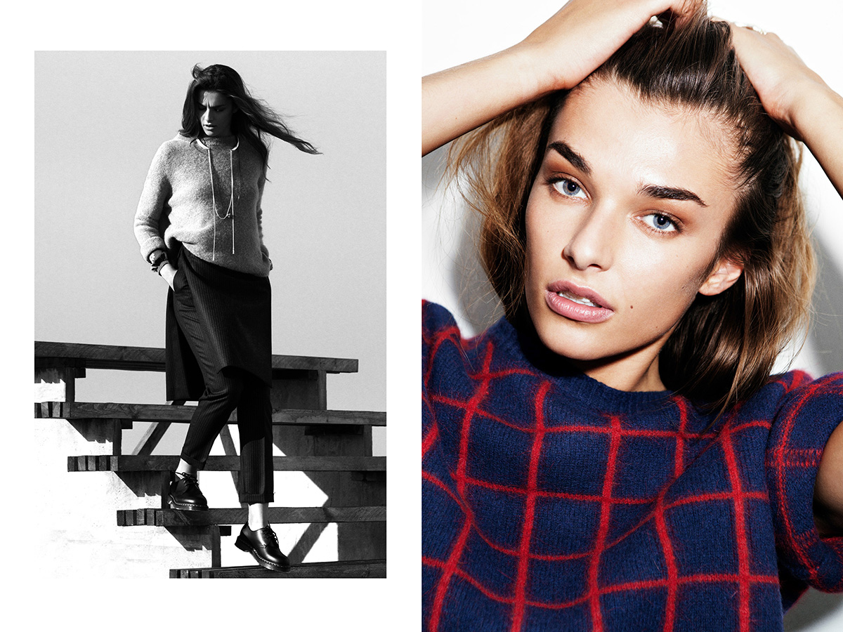 Editorial featuring Johanne