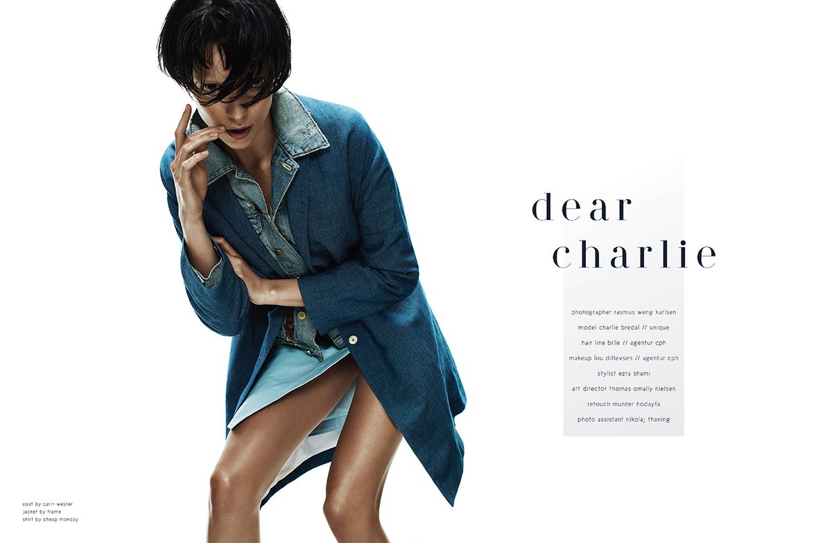 Editorial – Dear Charlie