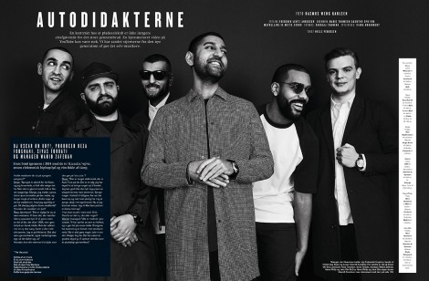 The new danish hip hop generation April 2015 – Euroman
