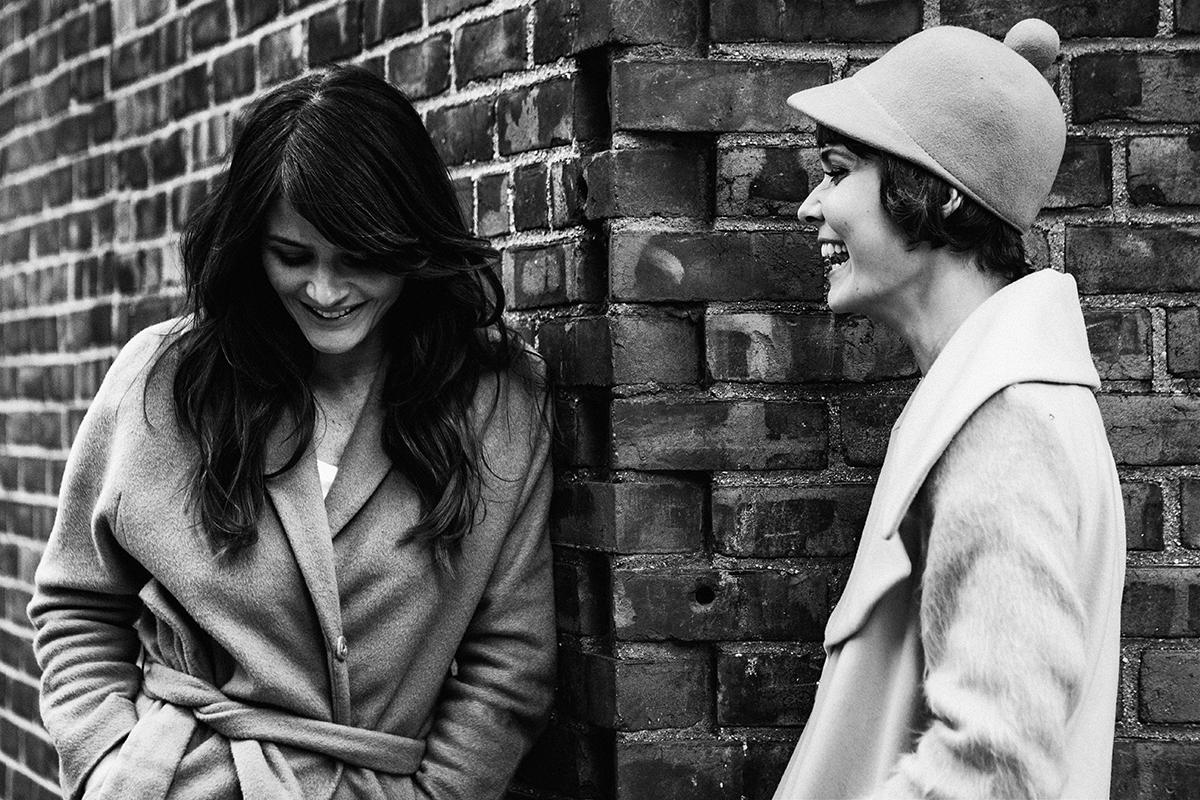 Oh Land & Helena Christensen May 2015 – Euroman