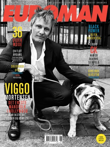 Viggo Mortensen June 2015 – Euroman