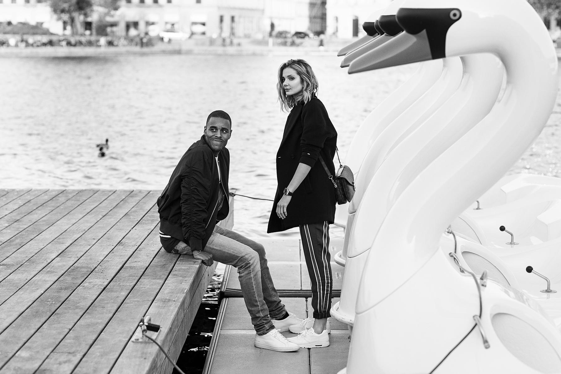 Mathias Zanka & Eniko July 2015 – Eurowoman