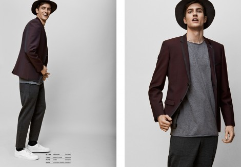Matinique Winter 15 Lookbook/Campaign
