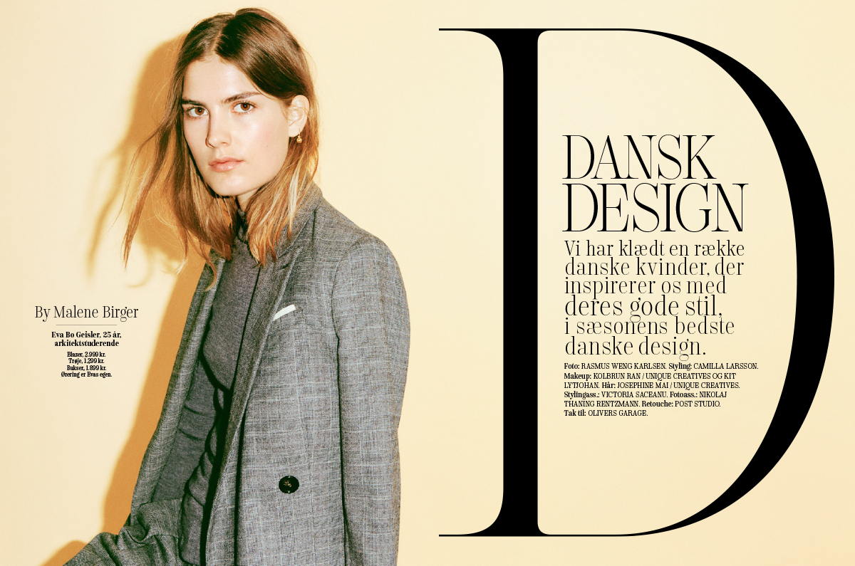 Danish Design August 2015 – Eurowoman