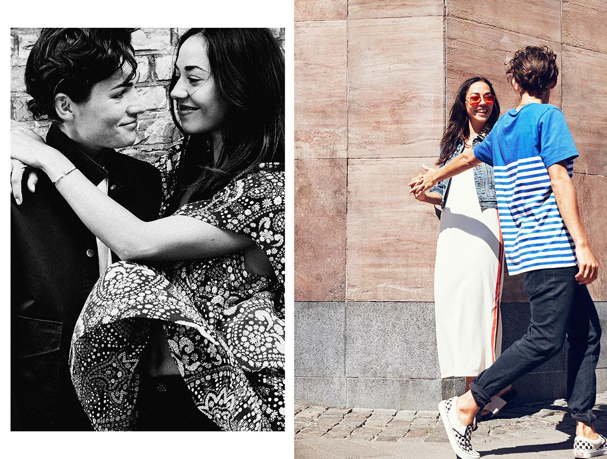 Freja & Sus July 2016 – Eurowoman