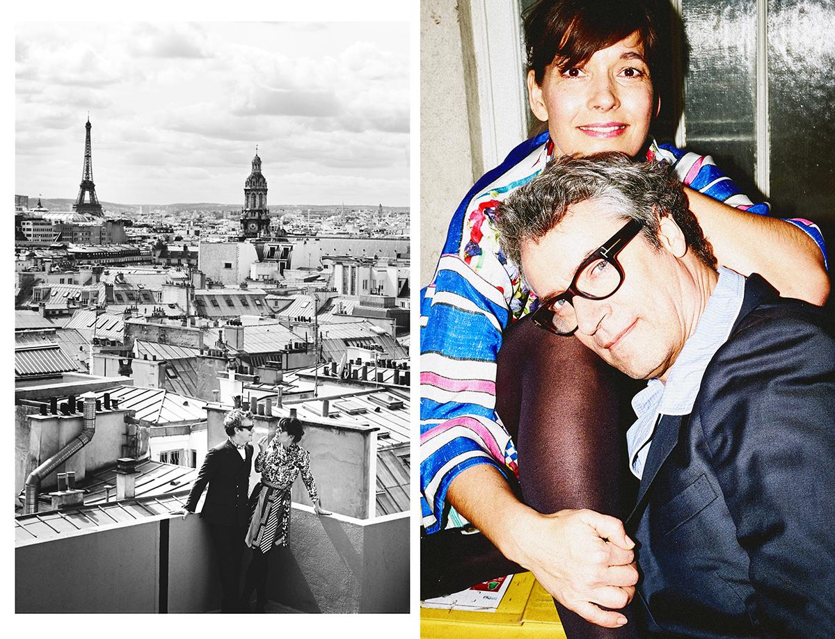 Kasper & Simone July 2016 – Eurowoman