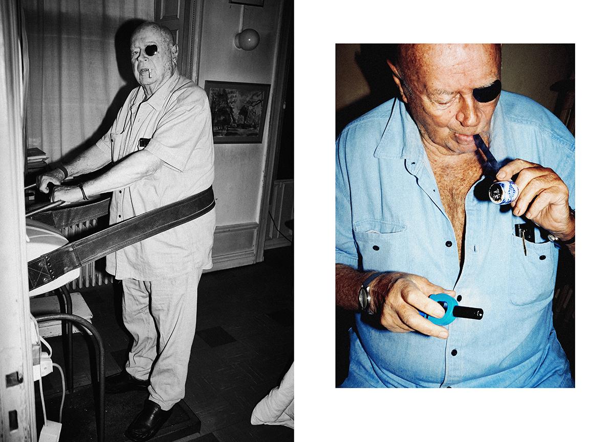 Old Men – Kjeld Heick, Sten Hegeler & Kenn Andre Stilling