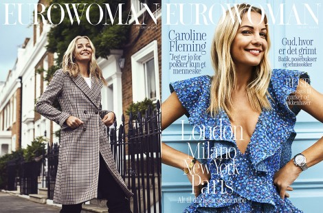 Caroline Flemming March 2017 – Eurowoman