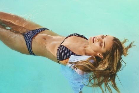Nina Agdal July 2017 – Eurowoman