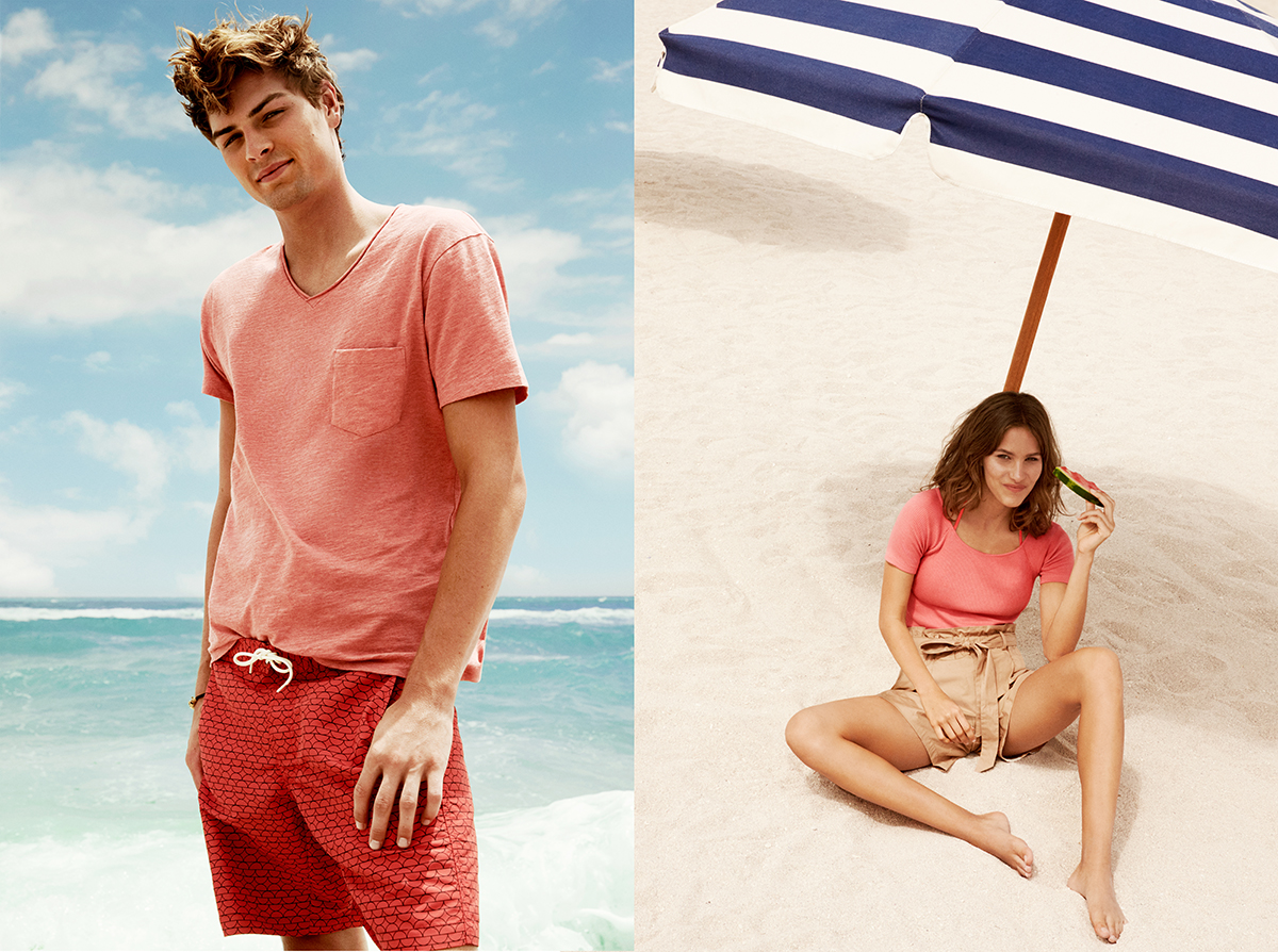 Uniqlo Summer Life Wear