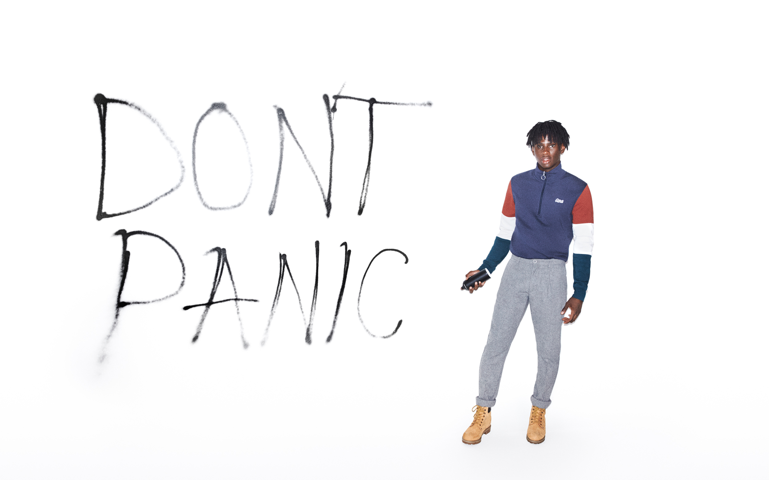 Jack & Jones – Dont Panic Fall18