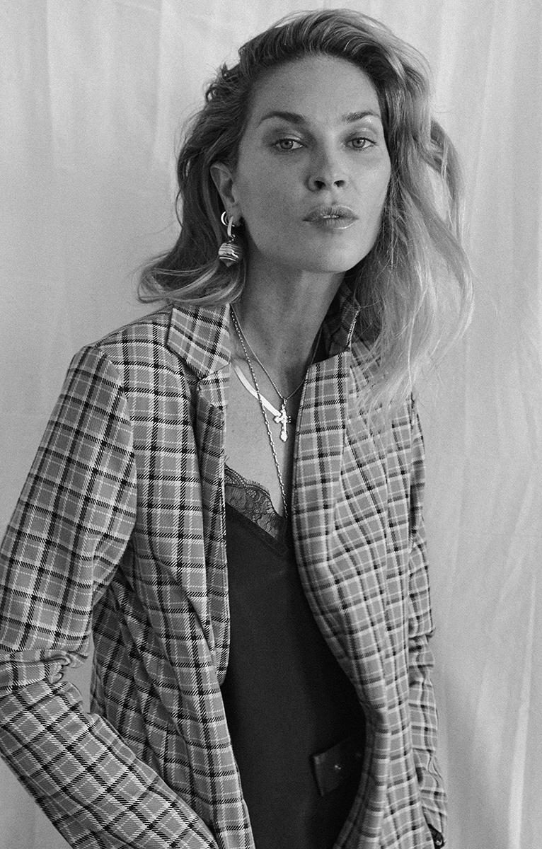 Erin Wasson  February 2018 – Eurowoman