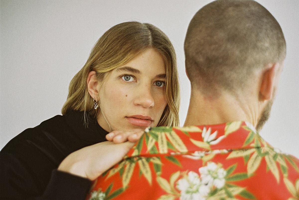 Justin o'shea & Veronika heilbrunner – Numéro