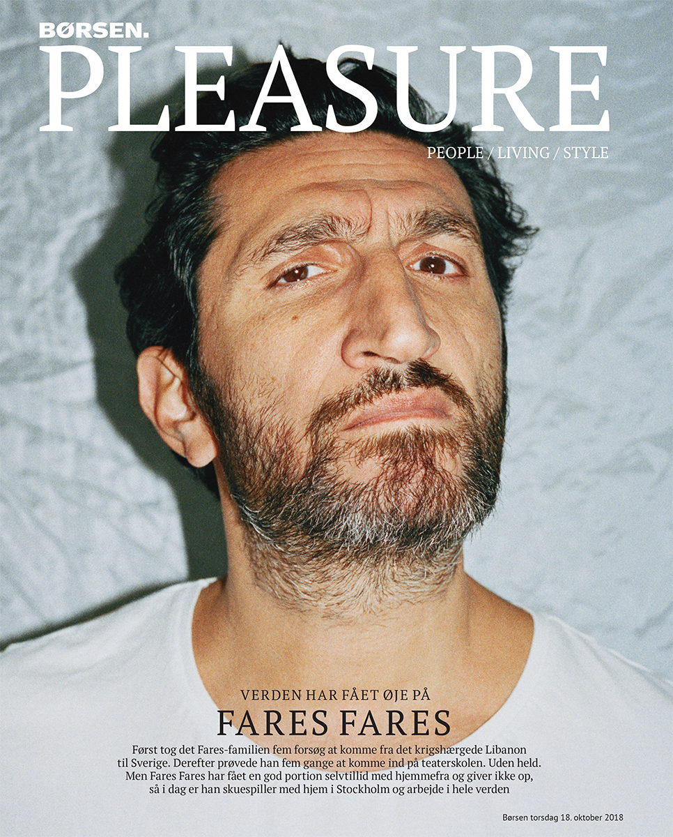 Fares Fares Oktober  2018 – Pleasure Børsen