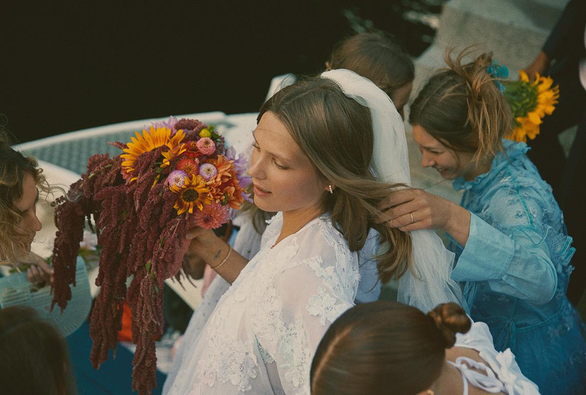 Caroline Brasch & Frederik Bille Brahes Wedding – Vogue US