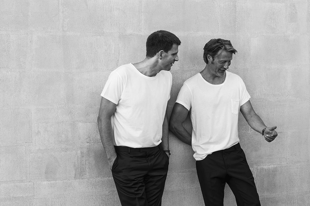 Mads Mikkelsen & Anders Thomas Jensen February 2015 – Euroman