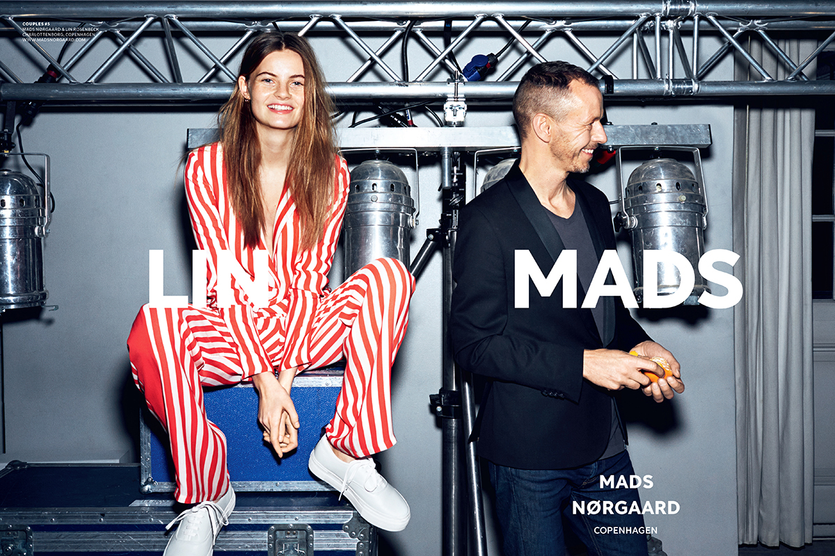 Mads Nørgaard Couples Campaign 2014