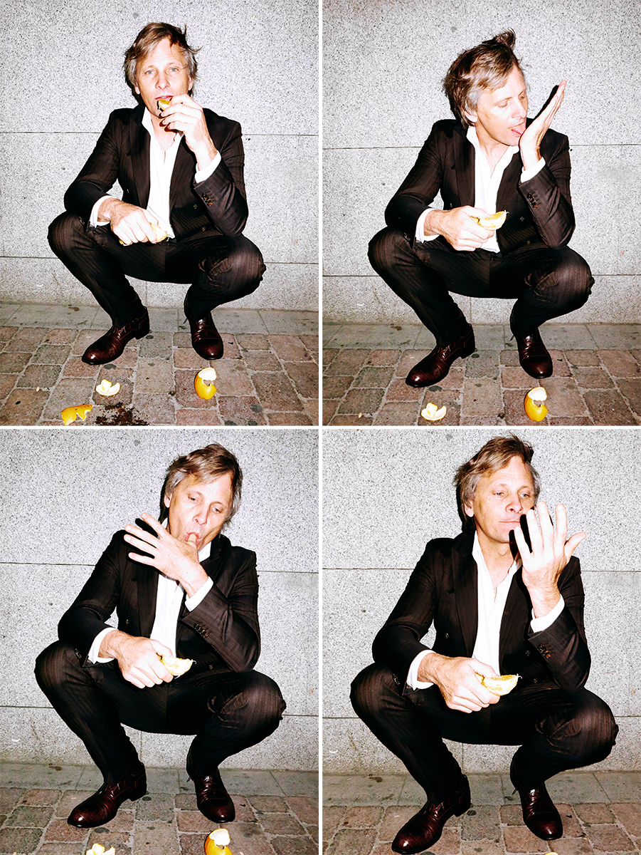 Viggo Mortensen June 2015 – Euroman