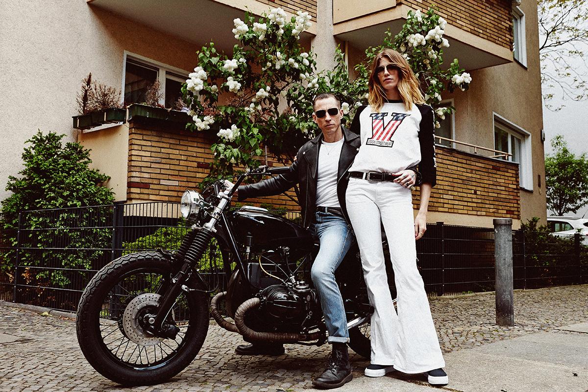Justin O'Shea & Veronika Heilbrunner July 2015 – Eurowoman