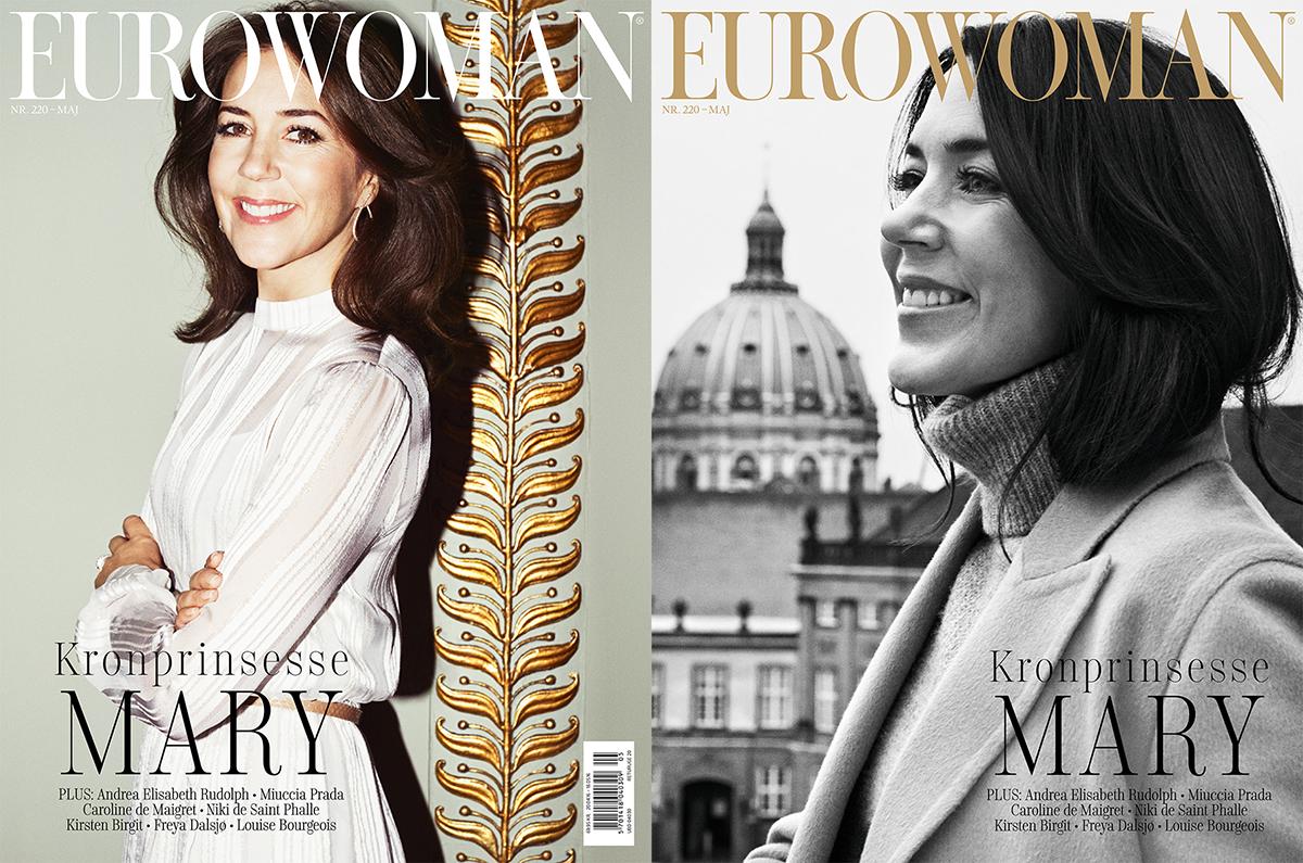 Mary May 2016 – Eurowoman