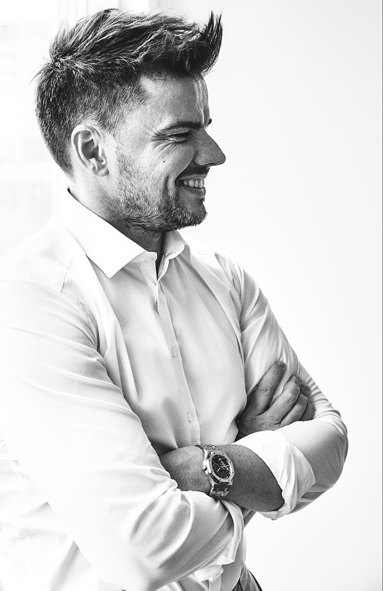 Bjarke Ingels May 2017 – Euroman