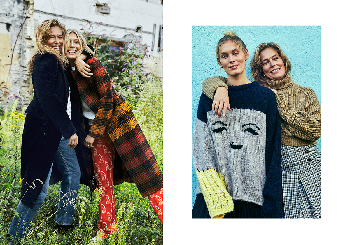 Renee & Ulrikke Toft Simonsen November 2017 – Eurowoman