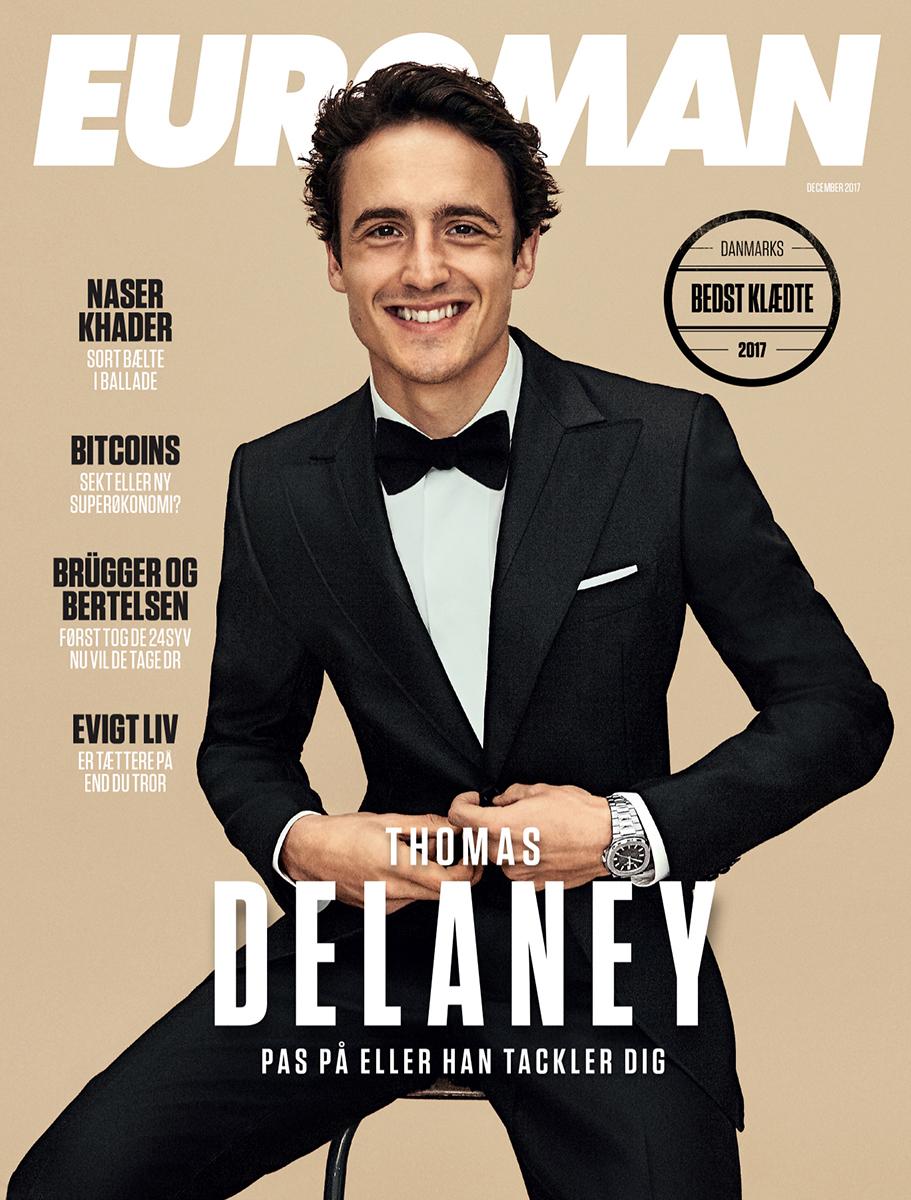 Thomas Delaney December 2017 – Euroman