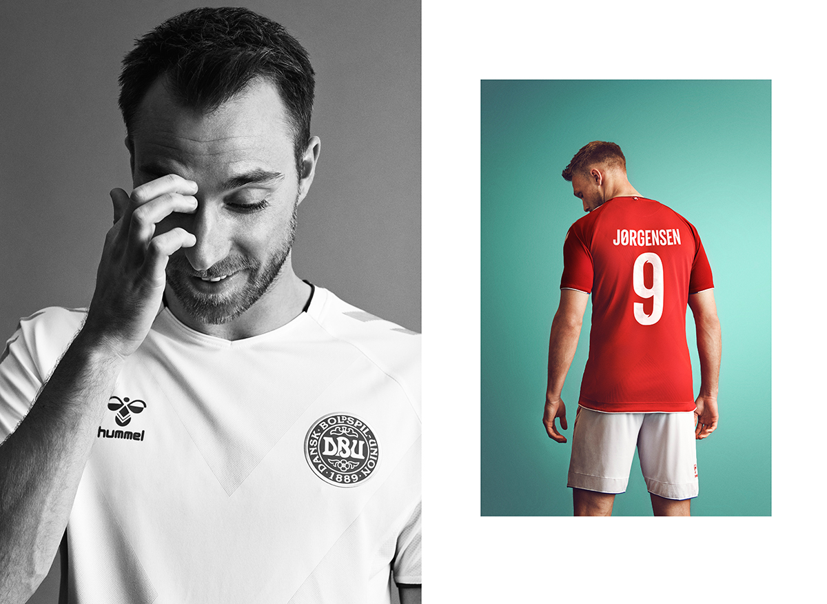 The Danish National Football Team Profiles June 2018 – Euroman