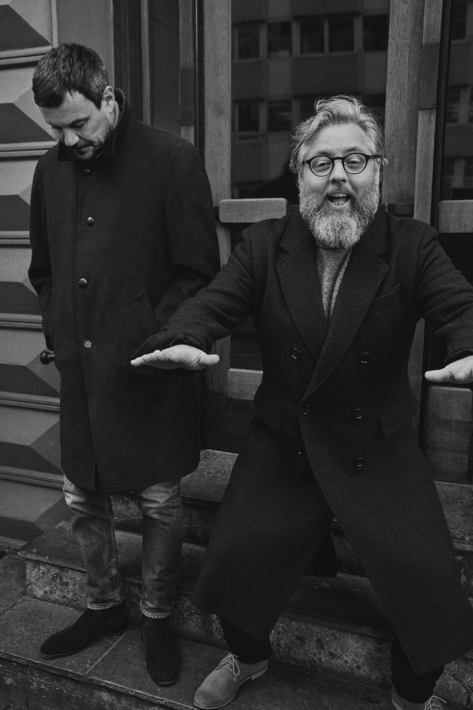 Peter Sommer & Søren huus Februar 2019  – Euroman
