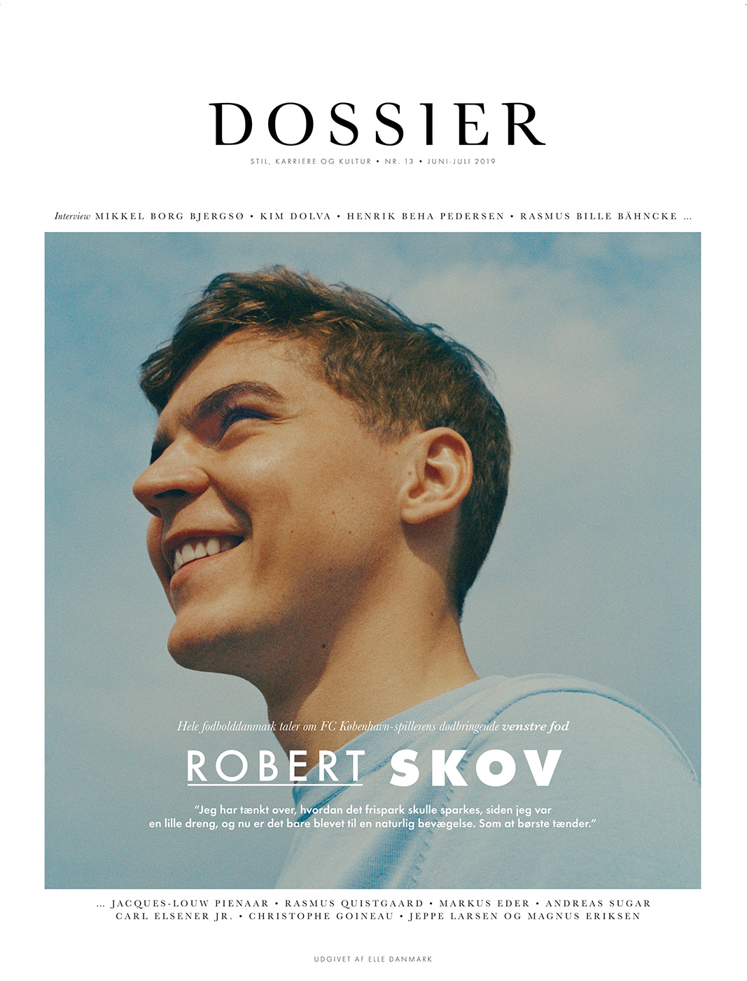 Robert Skov – dossier