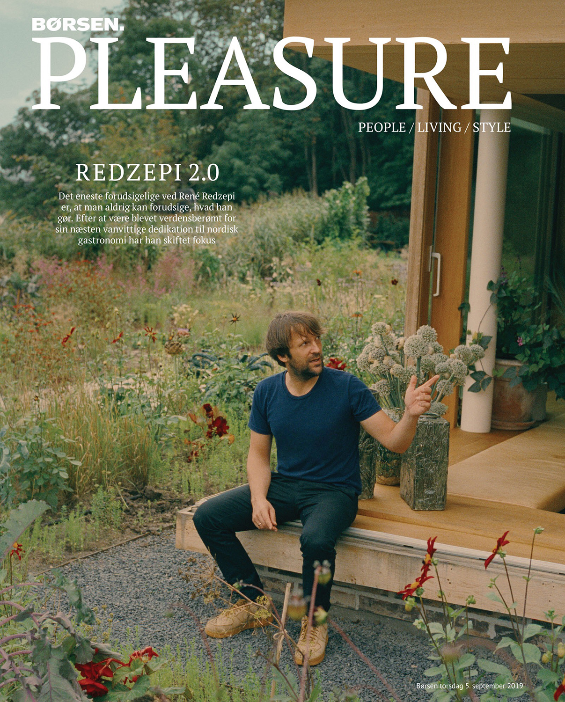 Rene Redzepi – Pleasure Børsen
